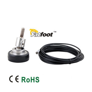 ANYLOAD | 106MH FatFoot Load Cell, Alloy Steel, Welded Seal, IP67