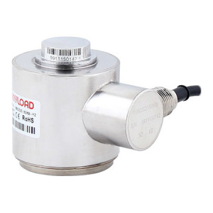 106CS20 Canister Load Cell, Stainless Steel, Welded Seal, IP68