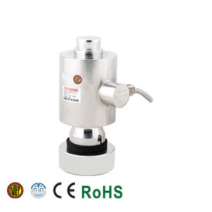 106HSCP Canister Load Cell, Stainless Steel, Welded Seal, IP68