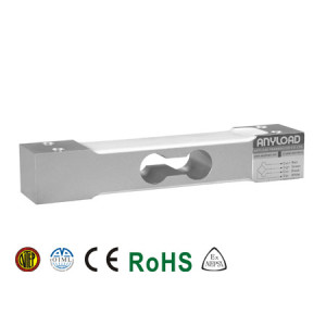 108BA Single Point Load Cell, Aluminum, Environmentally Sealed, IP66