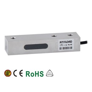 563YSBK Single Ended Beam Load Cell, Stainless Steel, Environmentally Sealed, IP67