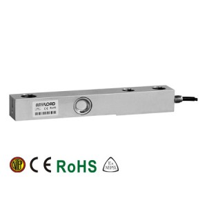 563YSMT Single Ended Beam Load Cell, Stainless Steel, Environmentally Sealed, IP67