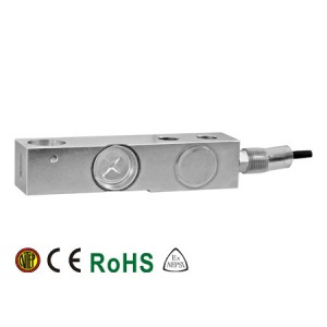 563YSMT Single Ended Beam Load Cell, Stainless Steel, Welded Seal, IP68