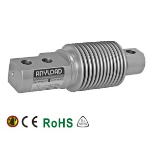 563RS Single Ended Beam Load Cell, Stainless Steel, Welded Seal, IP68