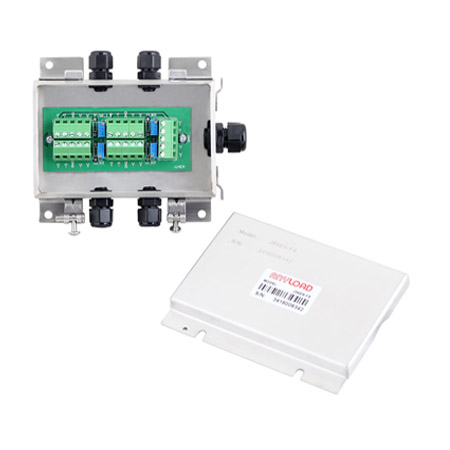 J04ES-FS Load Cell Junction Box, Stainless Steel SS304, IP65