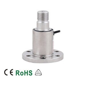563FSAS Single Ended Beam Load Cell, Stainless Steel, Environmentally Sealed, IP66
