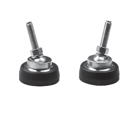 ANYLOAD | AMF-F Active Mounting Feet, Alloy Steel, Swivel Design