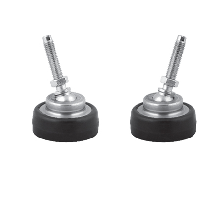 ANYLOAD   AMFSS-F Active Mounting Feet, 2Cr13 Stainless Steel , Swivel Design