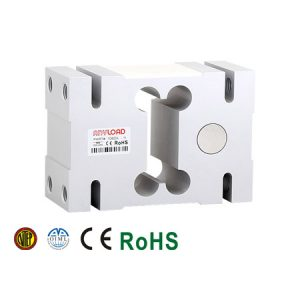 108DA Single Point Load Cell, Aluminum, Environmentally Sealed, IP66