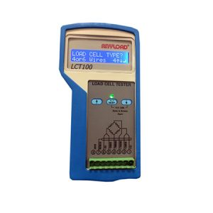 ANYLOAD | LCT100 load cell tester, ABS, 4xAA batteries