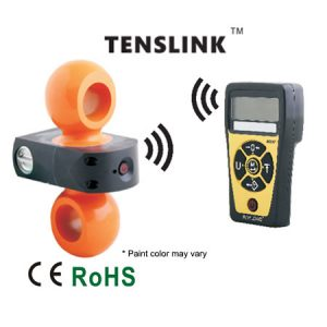 ANYLOAD | 110RH-WL, 805HP-WL Wireless Tension Link or Dynamometer, Alloy Steel-Powder Coating / ABS, LCD, IP67 / IP65