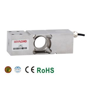 ANYLOAD | 651KS66 Single Point Load Cell, Stainless Steel, Welded Seal, IP68/IP69K