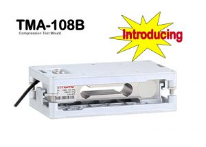 The new TMA-108B Compression Test Mount