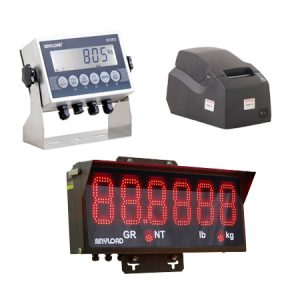 Indicators, Remote Displays and Printers