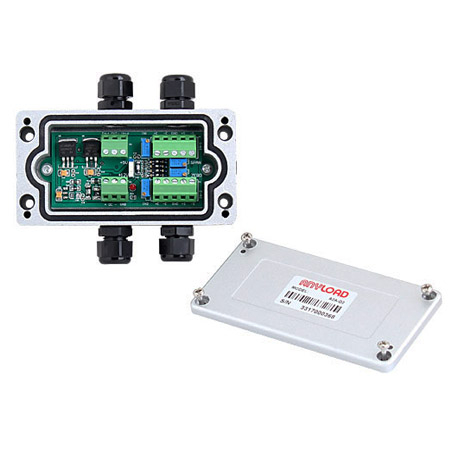 ANYLOAD | A2A-D2 Load Cell Amplifier, Aluminum Casting, IP66