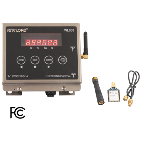 ANYLOAD |  WL900 Wireless RF Transceiver